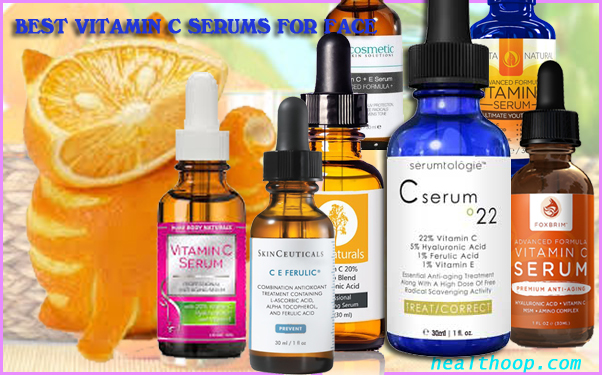10 best vitamin c serums for face healthoop
