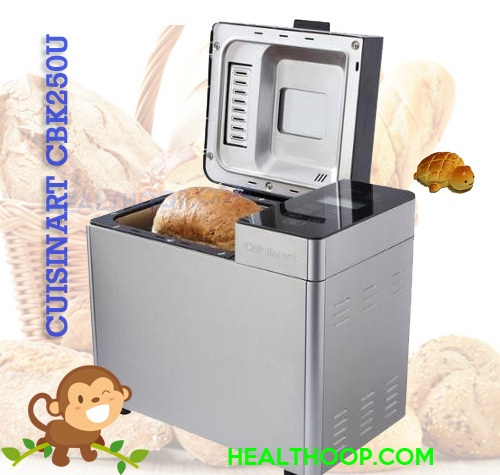 Cuisinart CBK250U bread machine