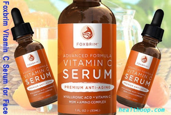 Foxbrim Vitamin C Serum for Face