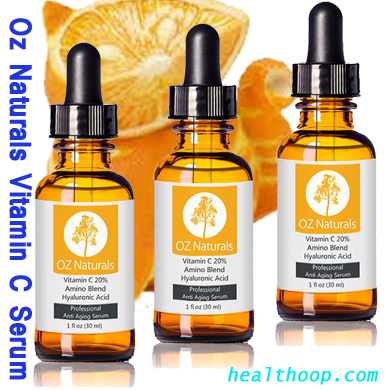 Oz Naturals The Best Vitamin C Serum Review