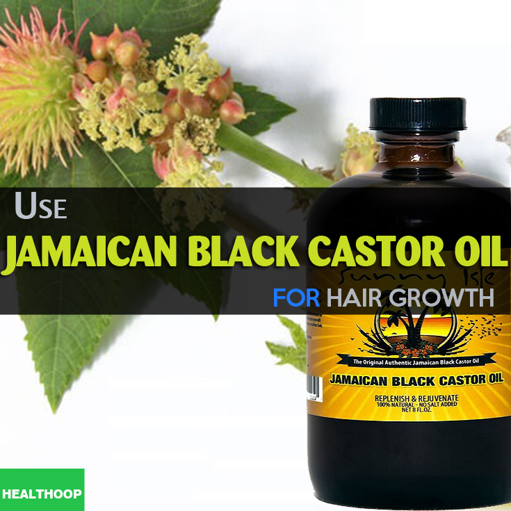 Benefits of Castor oil for hair growth  Jamaican Black