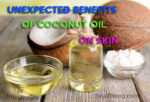 Unexpected Benefits of Coconut oil on Skin