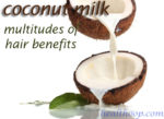 Amazing Benefits of Coconut Oil on Hair
