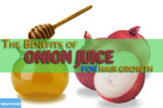 The Benefits of Onion Juice for Hair Growth