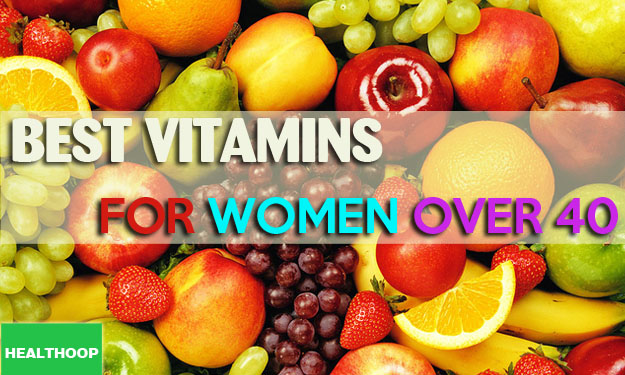 Best vitamins for women over 40