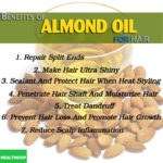 Benefits Of Almond Oil For Hair and Ways To Use