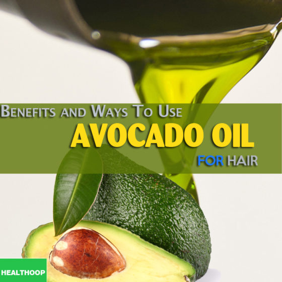 Benefits and Ways To Use Avocado For Hair