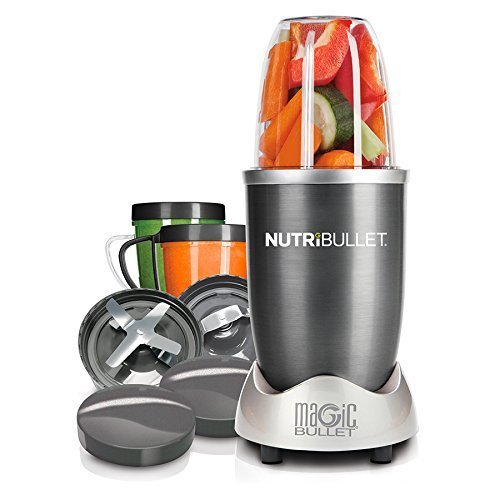 10 best blenders for smoothies best blender reviews for Magic bullet motor size
