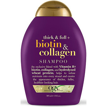 OGX Shampoo Thick Full Biotin Collagen