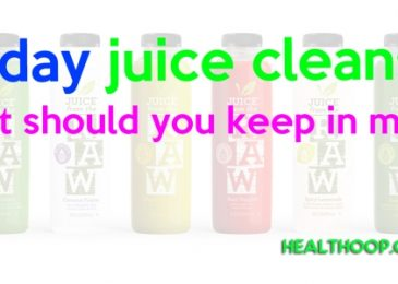 3 day juice cleanse - what should you keep in mind copy