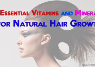 11 Essential Vitamins and Minerals for Natural Hair Growth