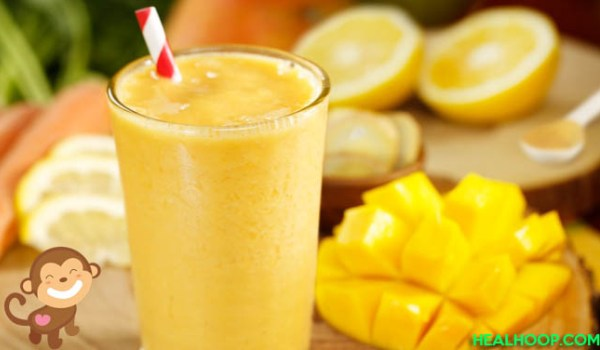 tips for Mango Smoothie Recipe without Yoghurt healthoop