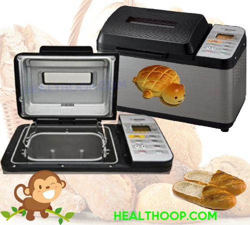 Zojirushi BB-PAC20 bread machines