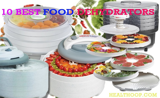 10 Best food dehydrators