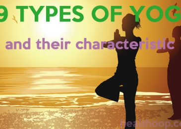 19 types of Yoga and their characteristic