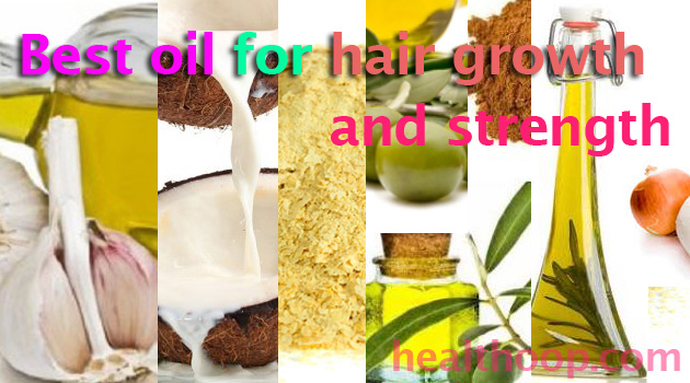 Best oil for hair growth and strength