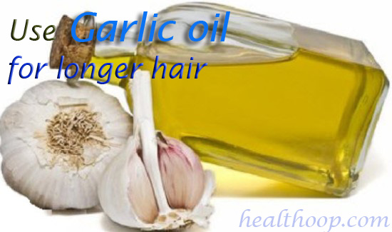 garlic oil for hair growth