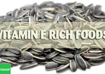 Top Foods Highest in Vitamin E