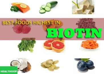 Best foods highest in biotin