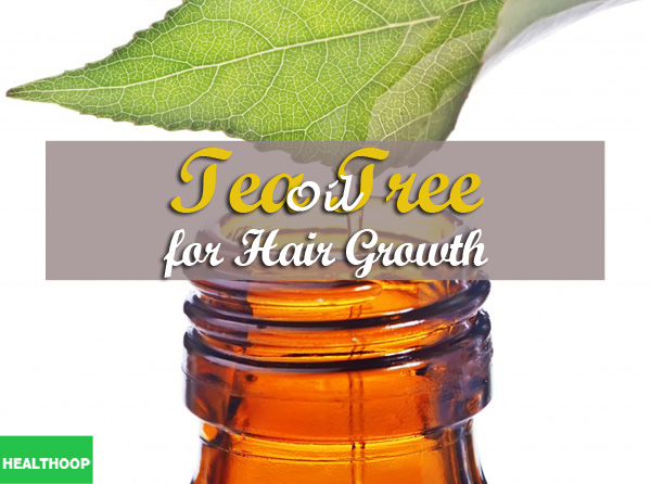 use tea tree oil for hair growth
