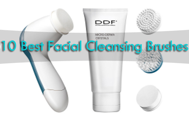 Top 10 Facial Cleansing Brushes For You