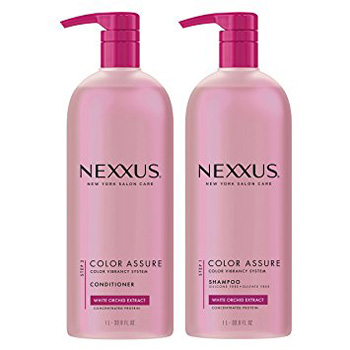 Nexxus Color Assure Shampoo and Conditioner