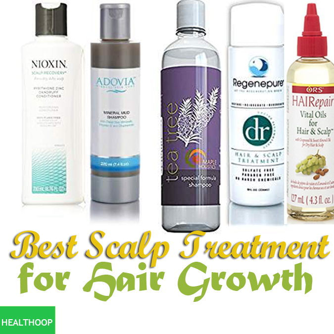 Best Scalp Treatment For Hair Growth Reviews Guide For 2018
